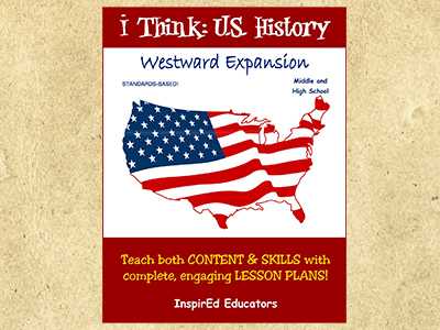 Westward Expansion (Grades 6-12)