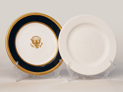 Presidential Plate Replica Kits - 10 Kit Bundle