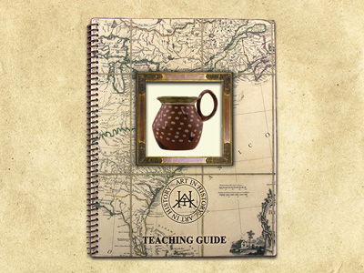 Teacher's Guide - Texas Revolution - Alamo Chocolate Pot