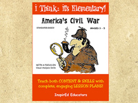America's Civil War (Grades 3-5)