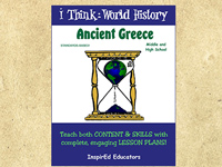 Ancient Greece<br> (Grades 6-12)