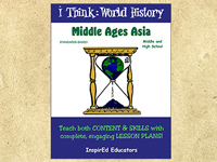 Middle Ages Asia (Grades 6-12)