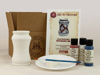 Italian Apothecary Jar Replica Kits - 10 Kit Bundle