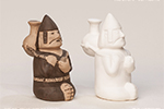 Inca Empire - Clay Figurine (1200-1533)
