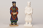 Qin Dynasty - Terra Cotta Warrior (221-202 BC)