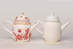 American Revolution - Colonial Teapot (1763-1788)