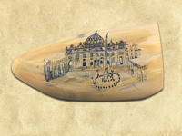 Scrimshaw - The Vatican