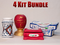 Choose Your Own 4 Kit Bundle